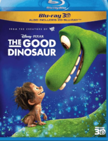 Region Free: 3D Disney Blu-ray Buy One Get One Free: The Good Dinosaur 3D + Zootopia 3D $25 Shipped & More
