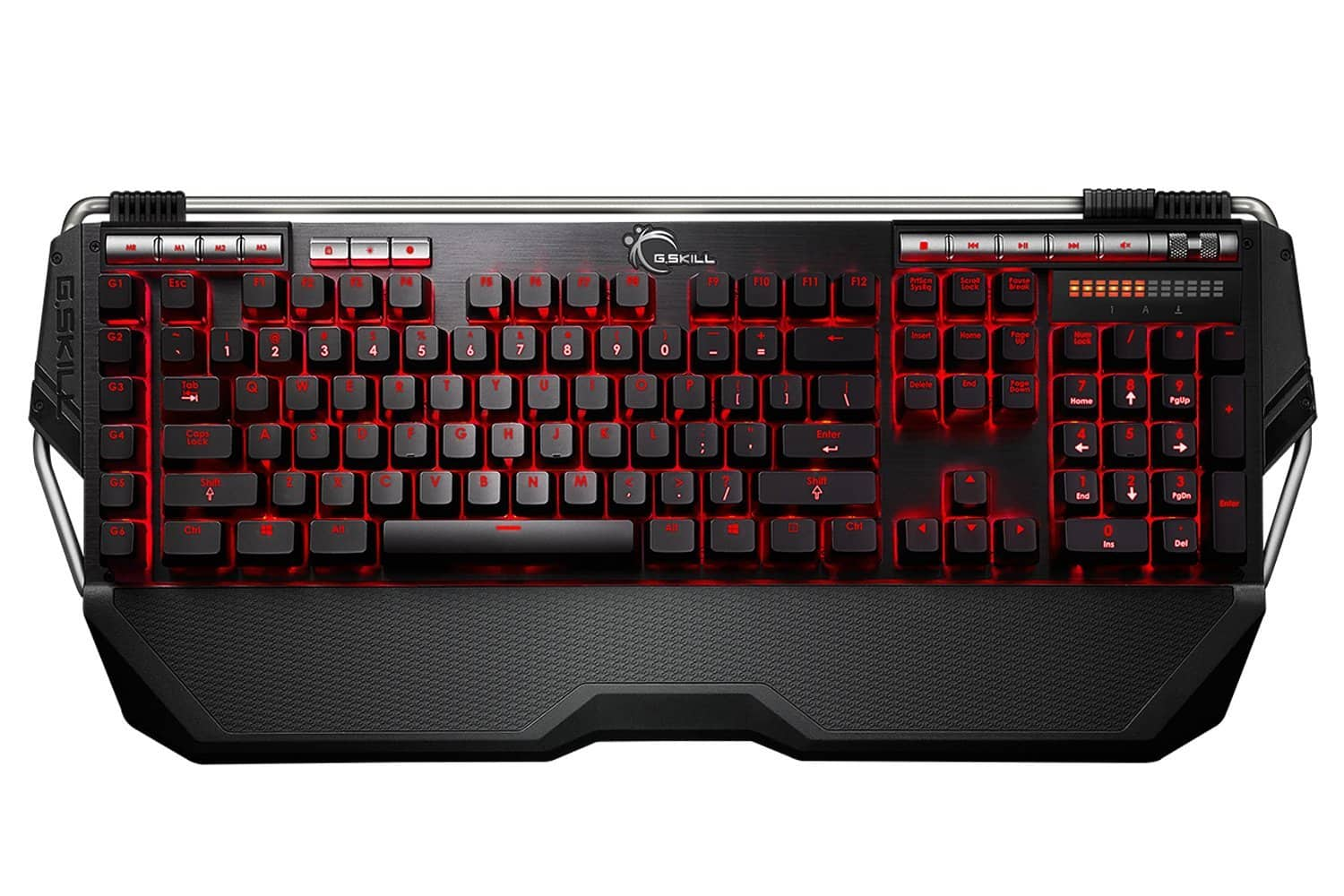 G.SKILL RIPJAWS KM780R MX Mechanical Gaming Keyboard, Cherry MX Red - $59.99 + FS AC