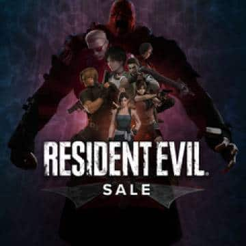 PS Store Resident Evil sale... PS4 and PS3
