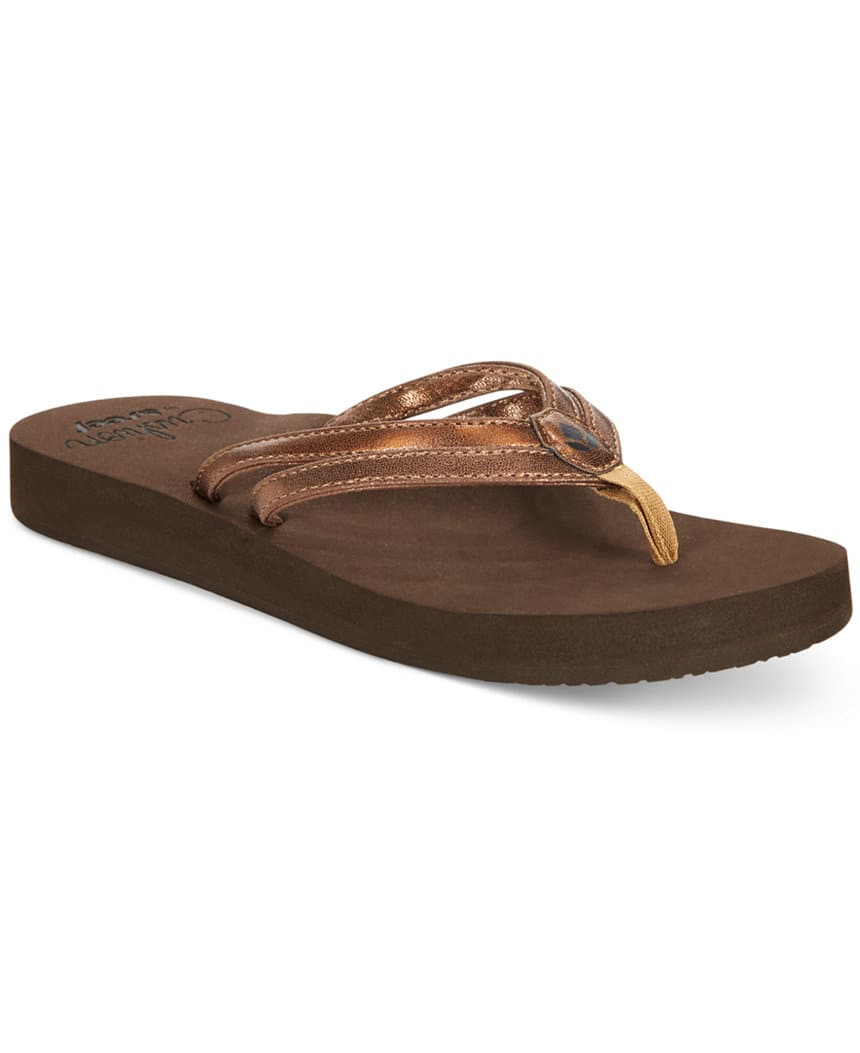 Women's Shoes: Extra 40% Off 3+ Styles: Reef Flip Flops  $9 & More