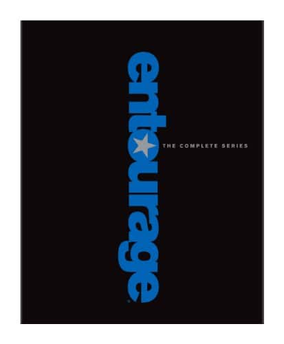Entourage: The Complete Series (Blu-Ray) $59.99 + Free Shipping
