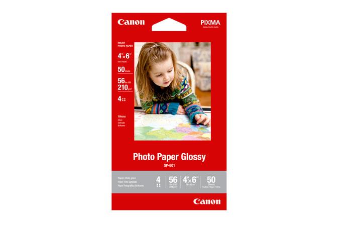 """Canon Photo Paper: Buy 1, Get 9 Free + 50% Off: 50-Sheet 4"""" x 6"""" $11, 100-Sheet 4"""" x 6"""" $15.50"""