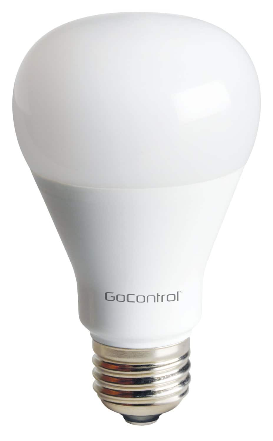 GoControl Z-Wave 60W Equivalent Dimmable LED Light Bulb  $12