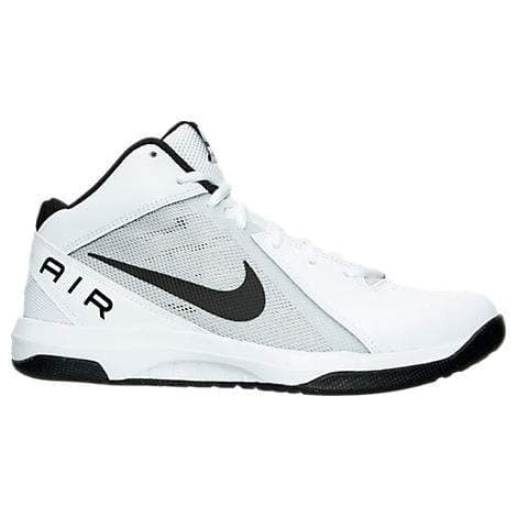 Men's Nike Air Overplay Basketball Shoes $40 + Free store pickup at Finishline