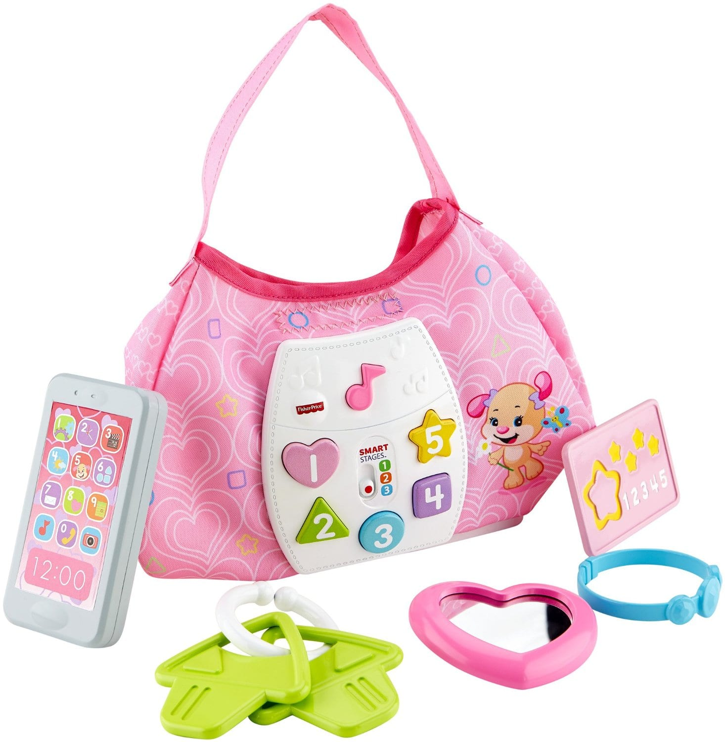 Fisher-Price Laugh & Learn Sis' Smart Stages Purse  $12 + Free Store Pickup