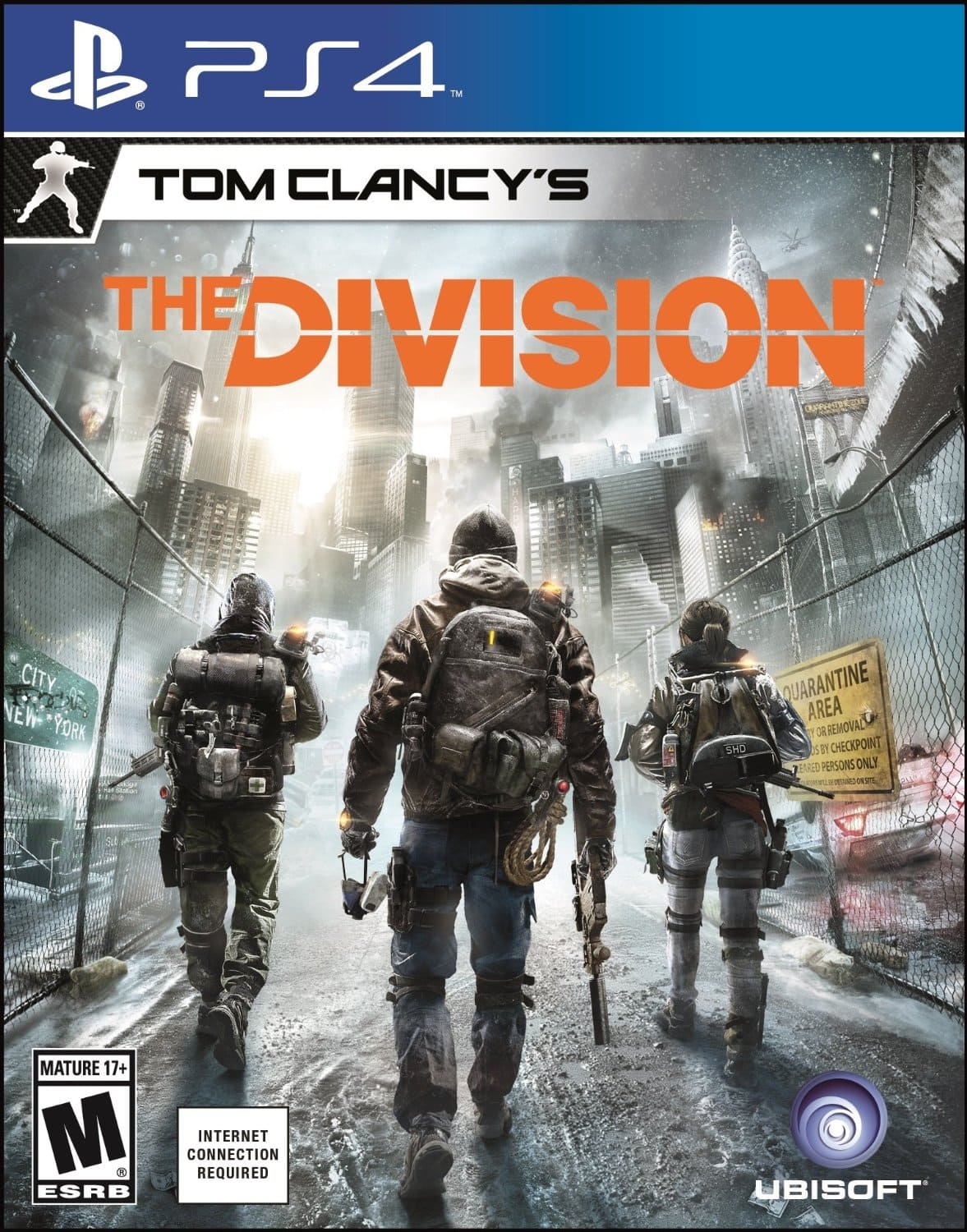 Tom Clancy's: The Division (PS4)  $15.20