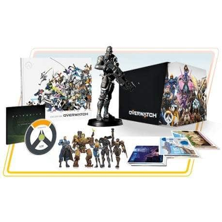 """Overwatch: Collector's Edition w/ Soldier 76 12.8"""" Statue & In-Game Content (PS4 or Xbox One) $79.99 + Free Shipping via GameStop"""