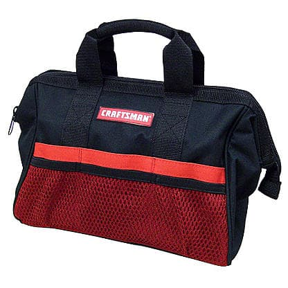 "Craftsman 13"" Tool Bag $3.50 + Free Store Pickup"