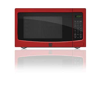 ... cu. ft. Countertop Microwave Oven (Red) $53.99 + Free Shipping ~ Kmart