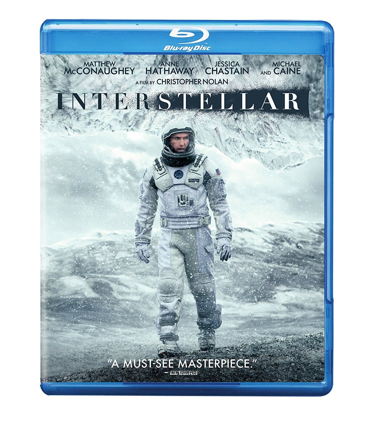 Live again! Interstellar [Blu-Ray] or  X-Men: Days of Future Past (The Rogue Cut) [Blu-ray] for $4 Prime FS @ Amazon
