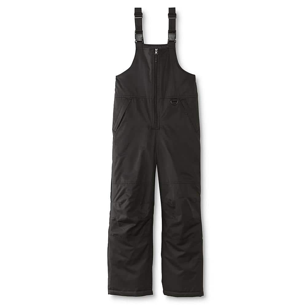 athletech kids ski snow pants or bib snow pants