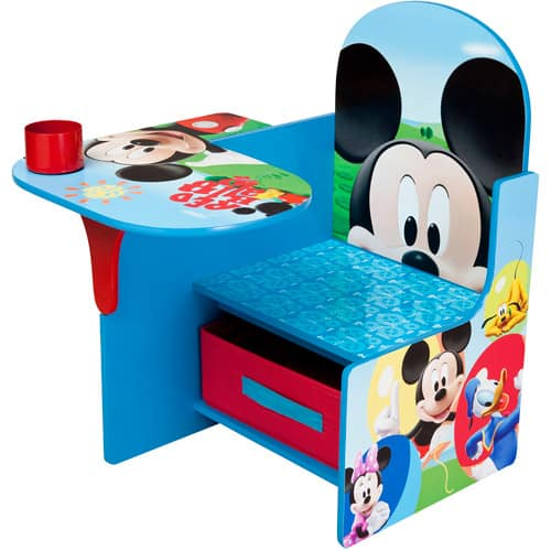 Mickey Mouse Toddler Chair Desk