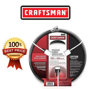100 Craftsman 58 All Rubber Garden Hose Slickdealsnet