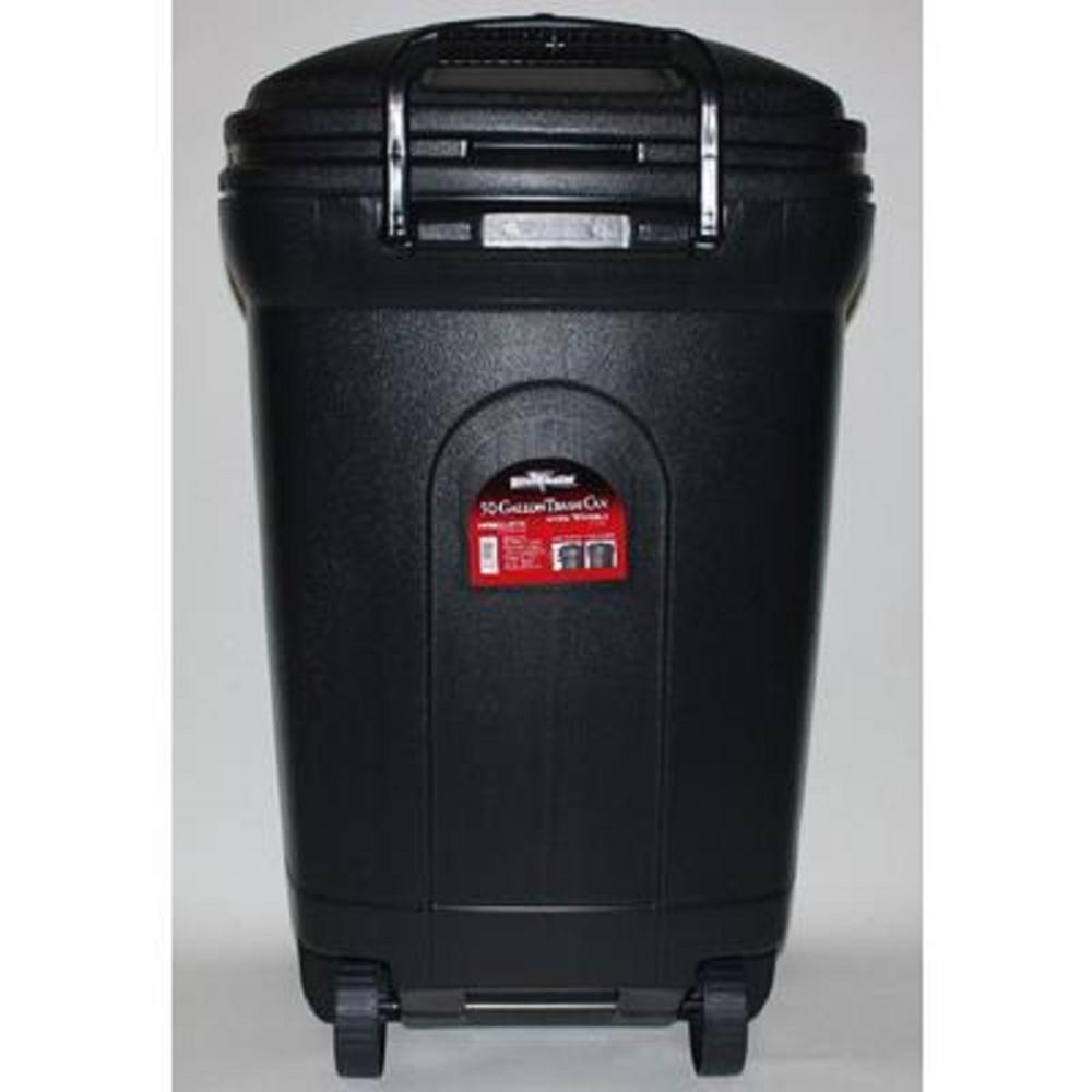 United Solutions: 50-Gallon Trash Can w/ Wheels $11.92, 35-Gallon Trash Can w/ Wheels $9.92 & More + Free Store Pickup ~ Sears *YMMV*