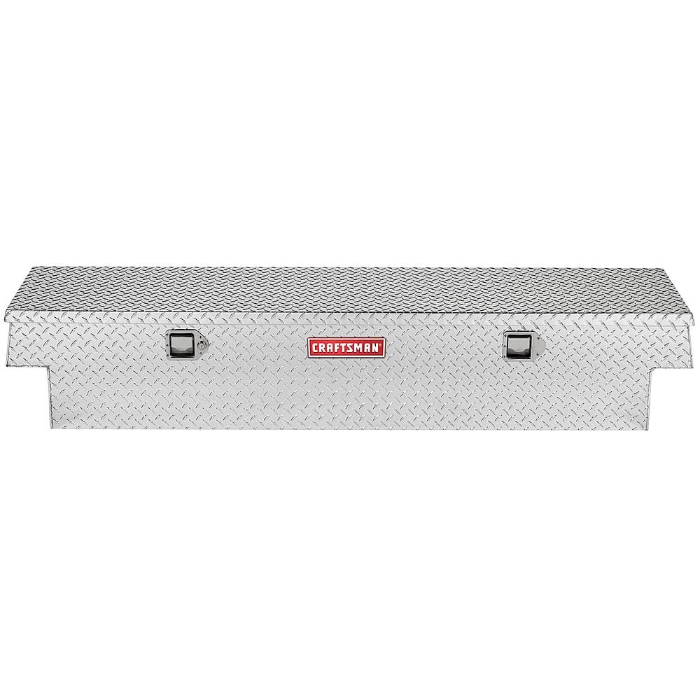 Craftsman Fullsize Aluminum Single Lid Truck Box $89.92 + Free Store Pickup ~ Sears *YMMV*