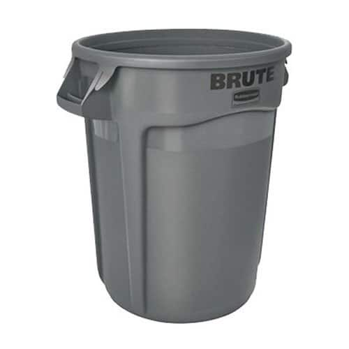 32-Gallon Rubbermaid Commercial Brute Trash Can $17.01 ~ Amazon