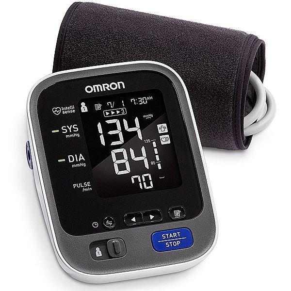 Omron 10 Series Bluetooth Wireless Upper Arm Blood Pressure Monitor w/ Cuff $43.99 + Free Shipping ~ Amazon