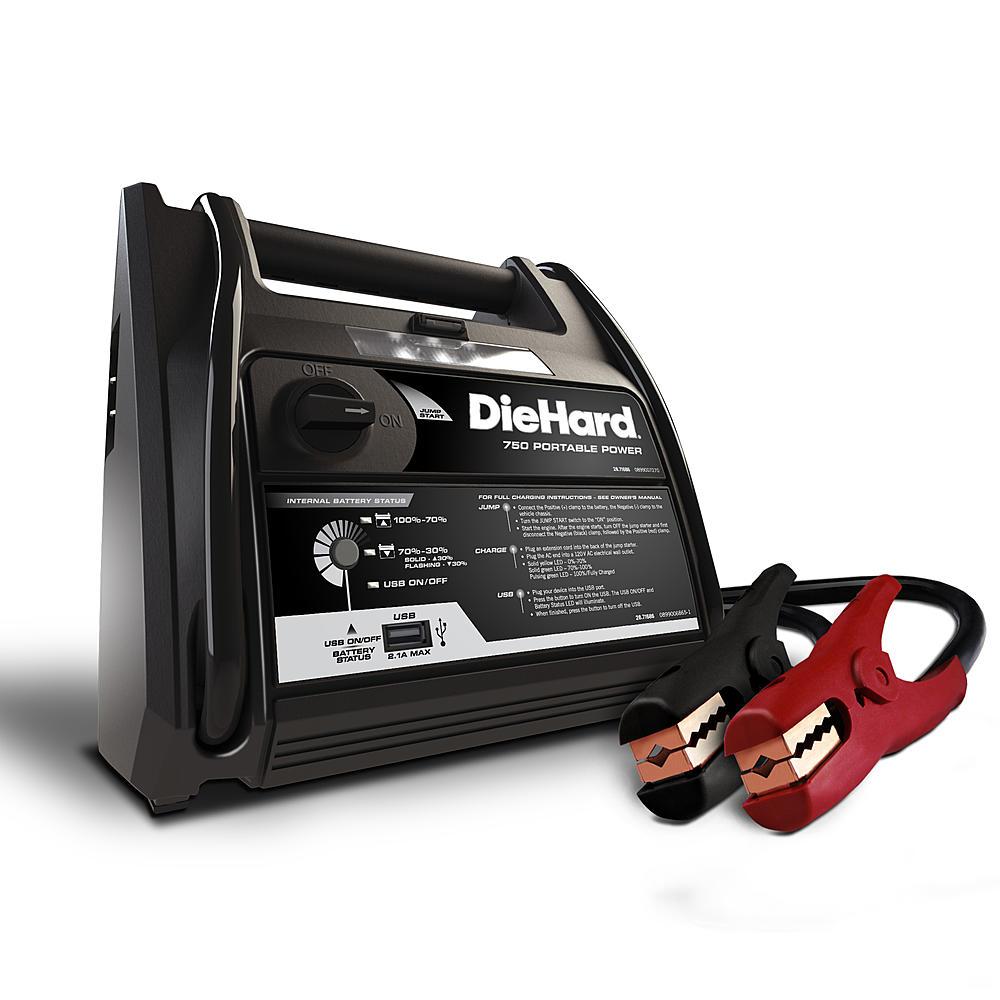 DieHard Portable Power 750 Charger / Jump Starter $39.99 + Free Store Pickup ~ Sears