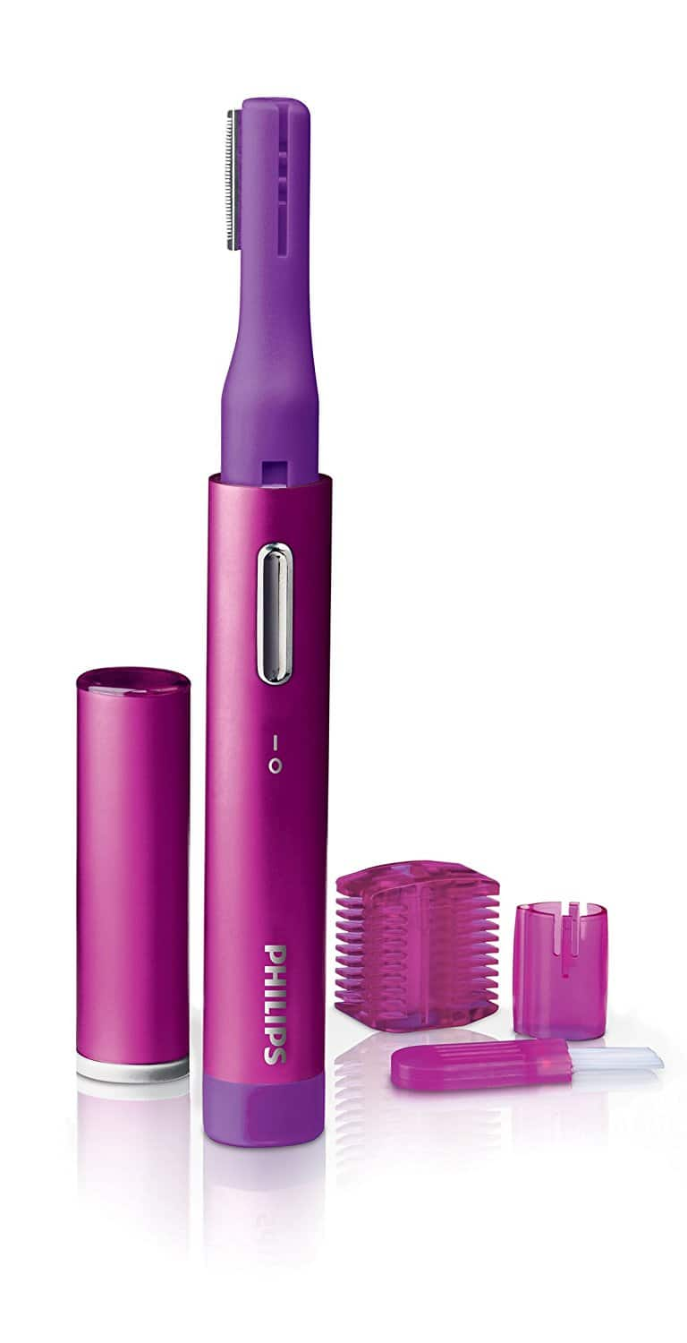 Add-on Item: Philips PrecisionPerfect  Facial Hair Precision Trimmer for Women $2