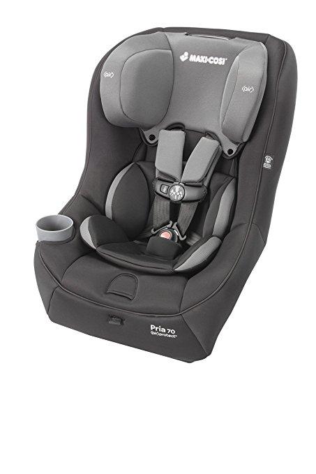 Maxi-Cosi Pria 70 Convertible Car Seat: Total Black $138.99, Blue Base $139.99 + Free Shipping ~ Amazon
