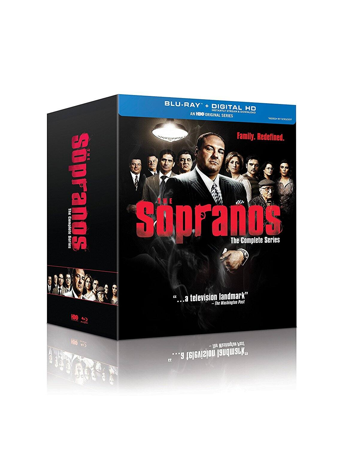 The Sopranos: The Complete Series (Blu-ray + Digital HD) $49.99 + Free Shipping ~ Amazon or Best Buy