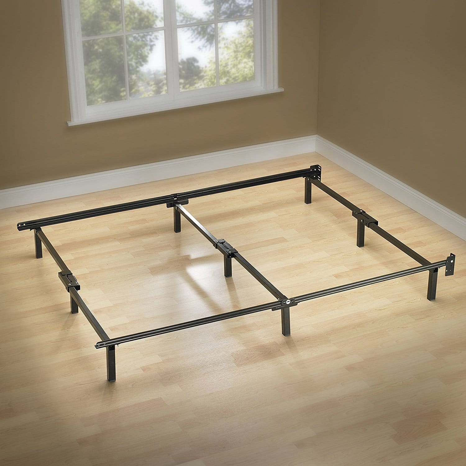 Zinus Compack 9-Leg Support Bed Frame (King) $20.46 + Free S&H w/ Prime or orders $25+