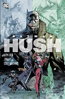 Kindle ecomics sale dc batman the complete hush or all star deal image fandeluxe Image collections