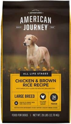 Chewycom First Bag Or Case Of American Journey Dog Or Cat Food