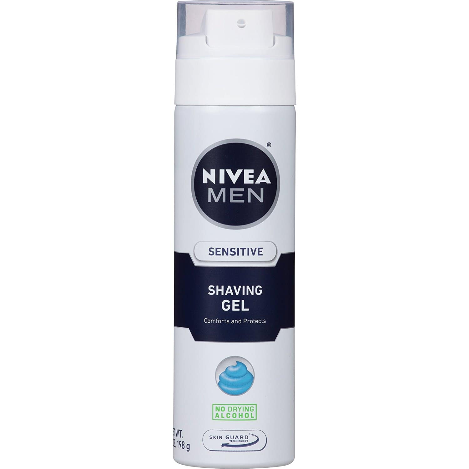 3-Pack of 7oz Nivea For Men Sensitive Shaving Gel $6.29 or Less w/ S&S + Free Shipping ~ Amazon