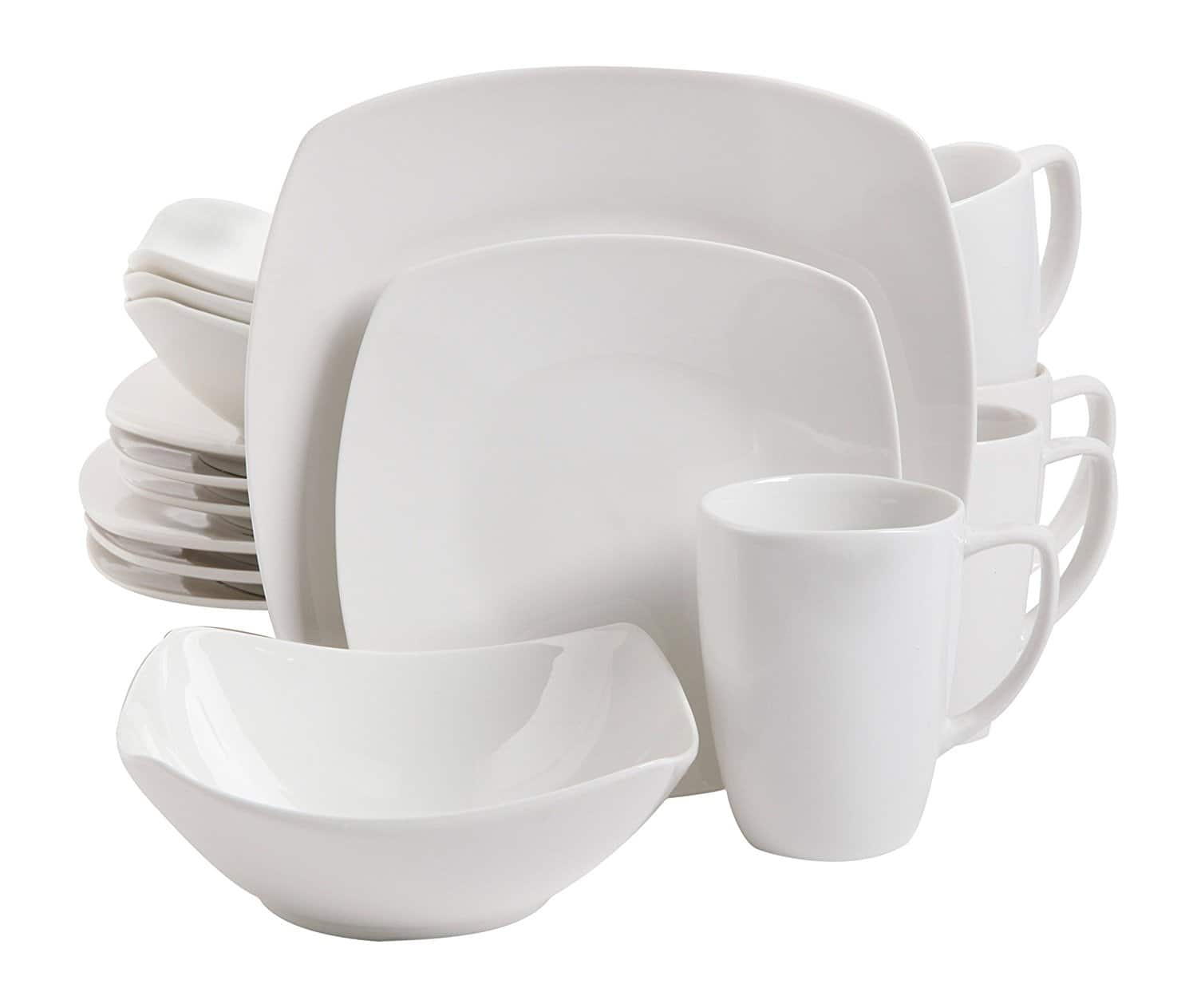 Deal Image  sc 1 st  Slickdeals : gibson dinnerware sets white - pezcame.com