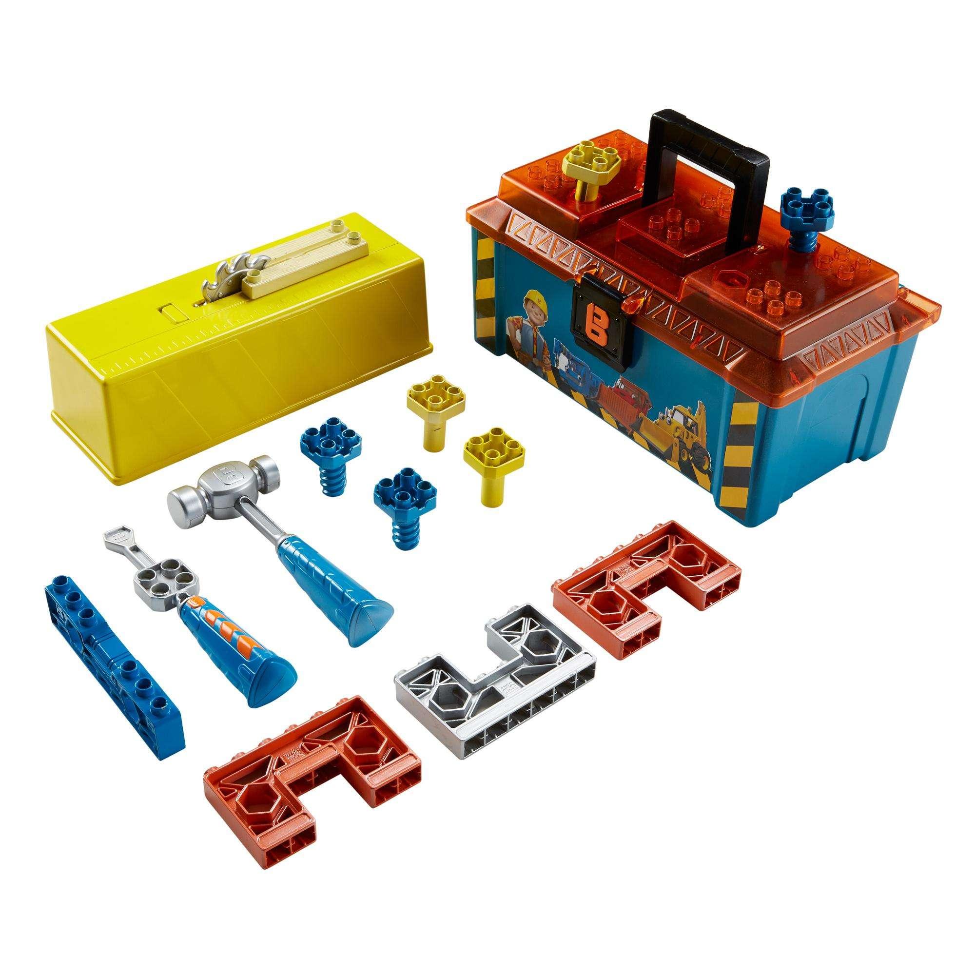 Bob the Builder Build & Saw Toolbox $9.99 + Free Store Pickup ~ Walmart