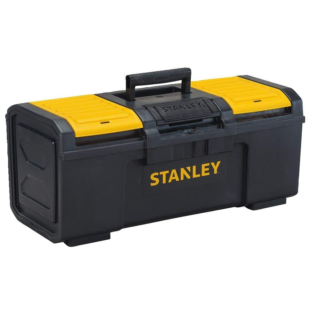 "Prime Members: Stanley 24"" One Latch Toolbox $15.63 + Free Shipping ~ Amazon"