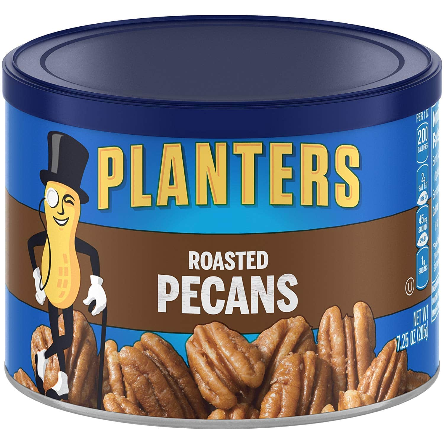 7.25oz Planters Pecans (Roasted & Salted) $4.68 or Less w/ S&S + Free Shipping ~ Amazon