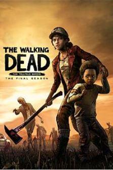 The Walking Dead: The Final Season Pre-Purchase (Digital PS4/XB1 ...