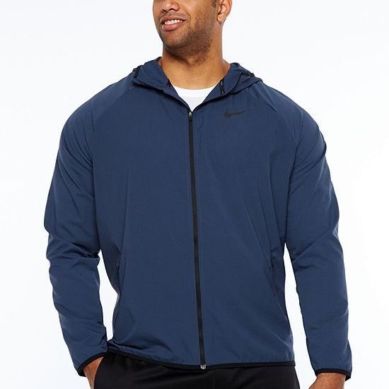 9c93bd521b Nike Big & Tall Nike Long Sleeve Full Zip Knit Hoodie - Slickdeals.net