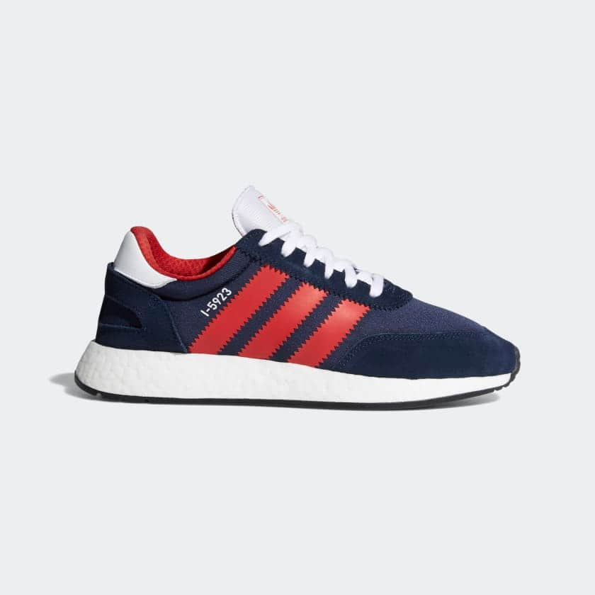 0178b39434a44 adidas Men s Originals I-5923 Shoes (various colors) - Slickdeals.net