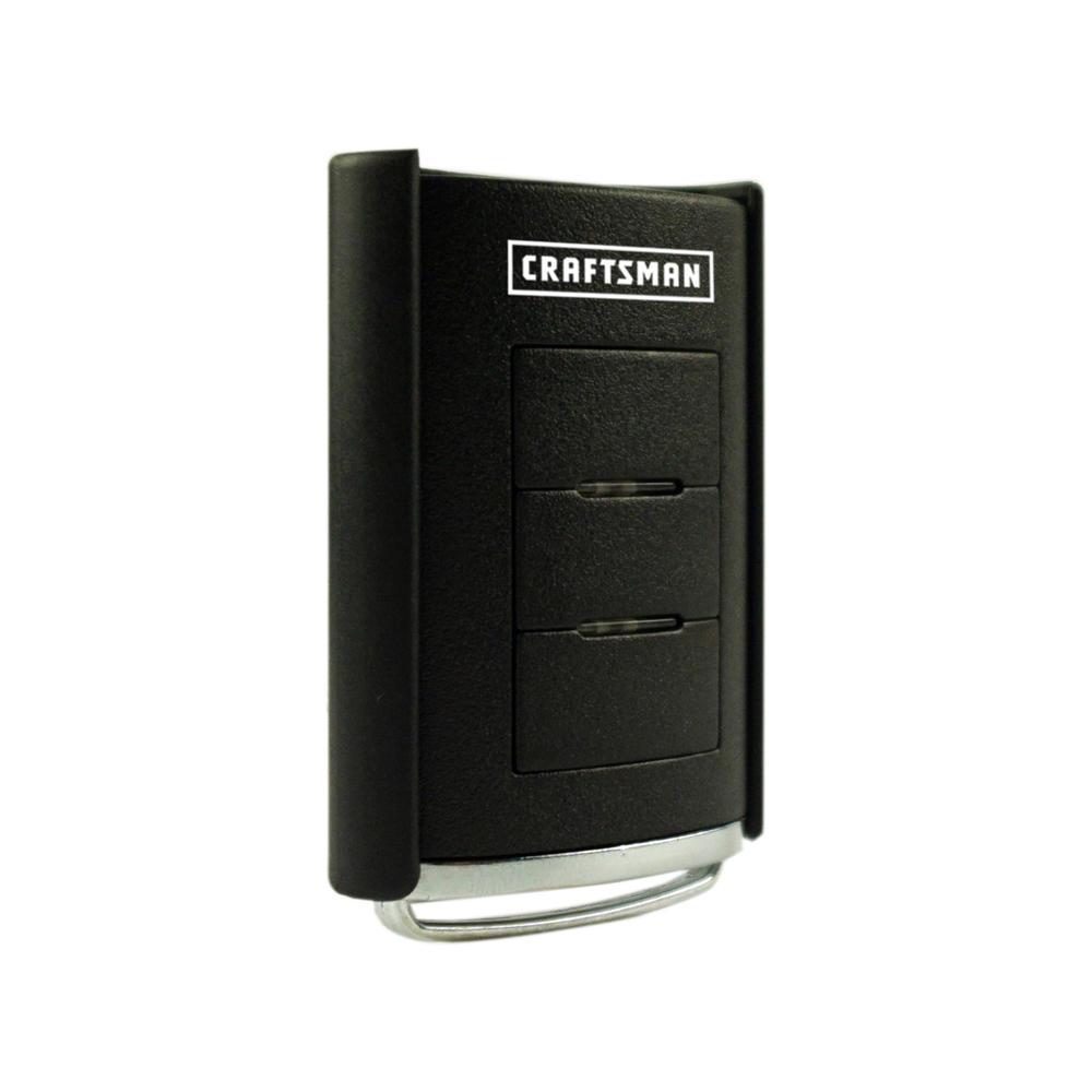Craftsman Series 100 Garage Door Opener 3-Button Remote Control $4.88 + Free Store Pickup ~ Sears