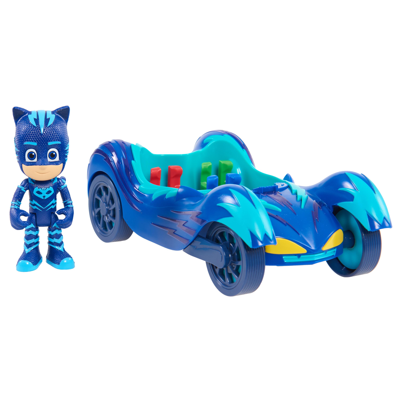 pj masks figure vehicle catboy cat car or gekko gekko mobile