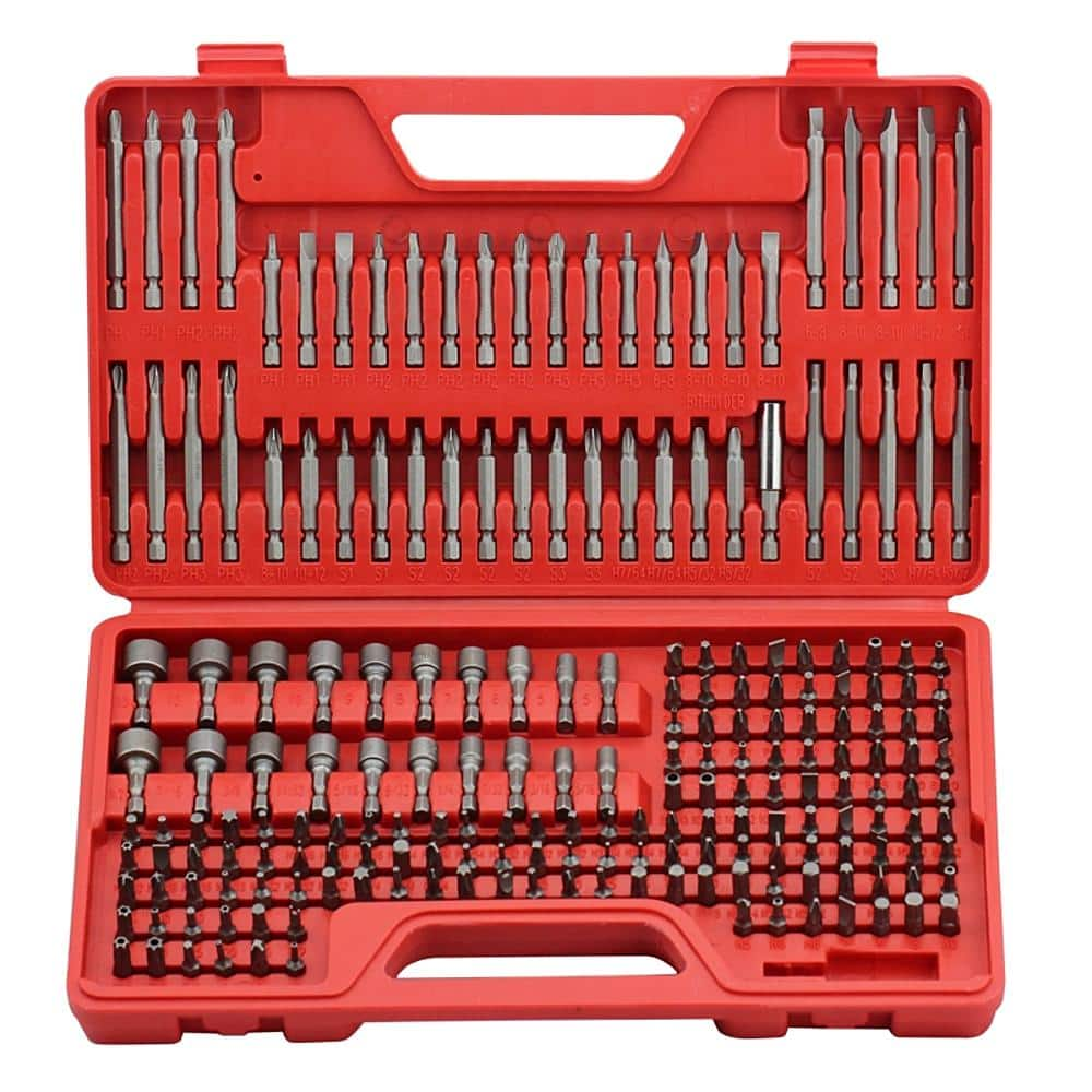 SYW Members: 208-Piece Craftsman Ultimate Screwdriver Bit Set + $15.99 in Points $15.99 & More + Free Store Pickup ~ Sears