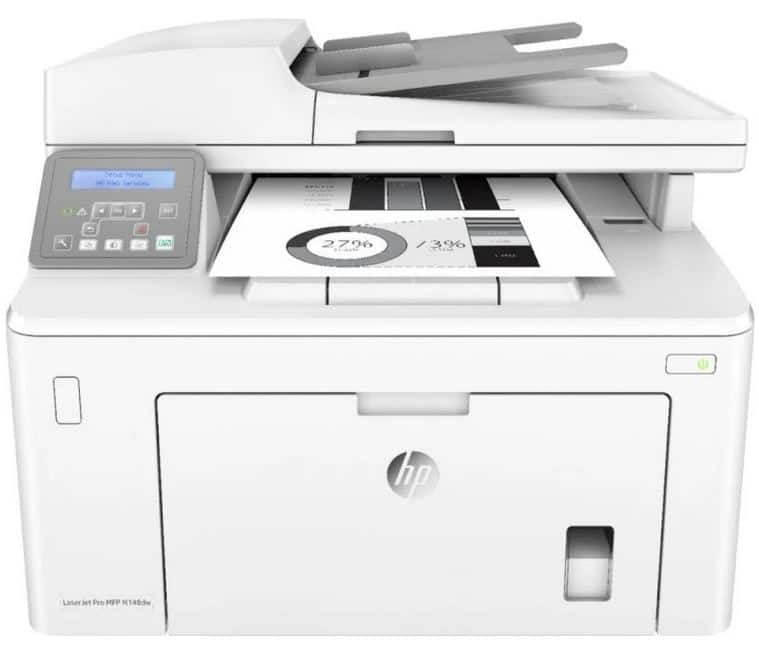 Google Express New Customers: HP LaserJet Pro M148DW Wireless B&W