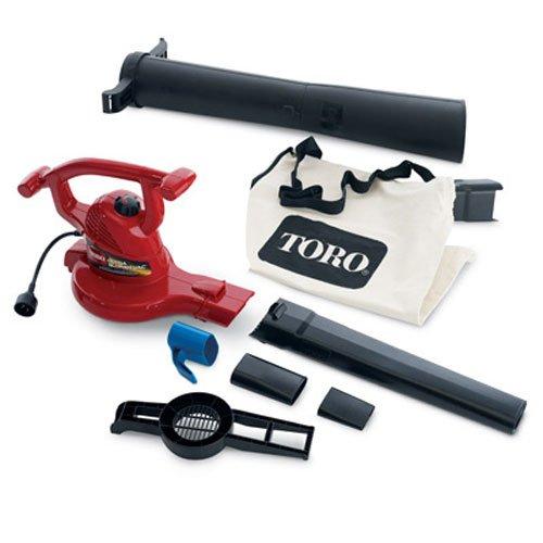 Toro Ultra Electric Blower Vac (Red) $58.04 + Free Shipping ~ Amazon