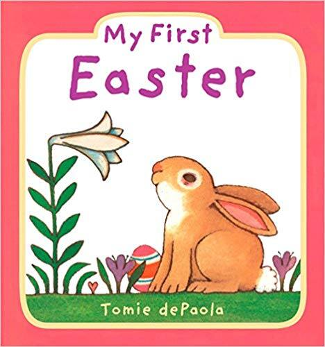 My First Easter (Board Book) $2.92 + Free S&H w/ Prime or orders $25+ ~ Amazon