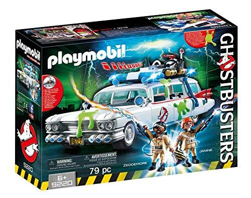 Playmobil Ghostbusters Ecto-1 Building Set $22.74 + Free S&H w/ Prime or orders $25+ ~ Amazon