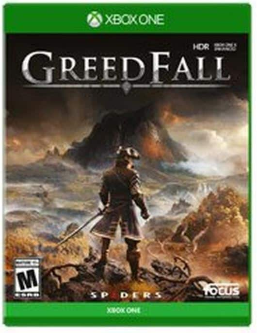 GreedFall (Xbox One or PS4)