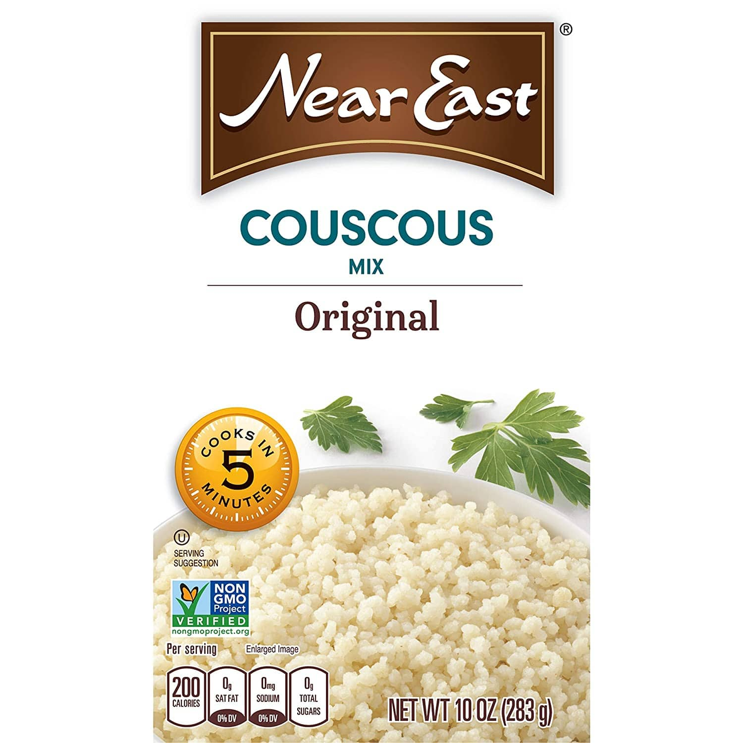 12-Pack Near East Couscous Mix (Original) $12.08 w/ S&S + Free S&H w/ Prime or orders $25+ ~ Amazon