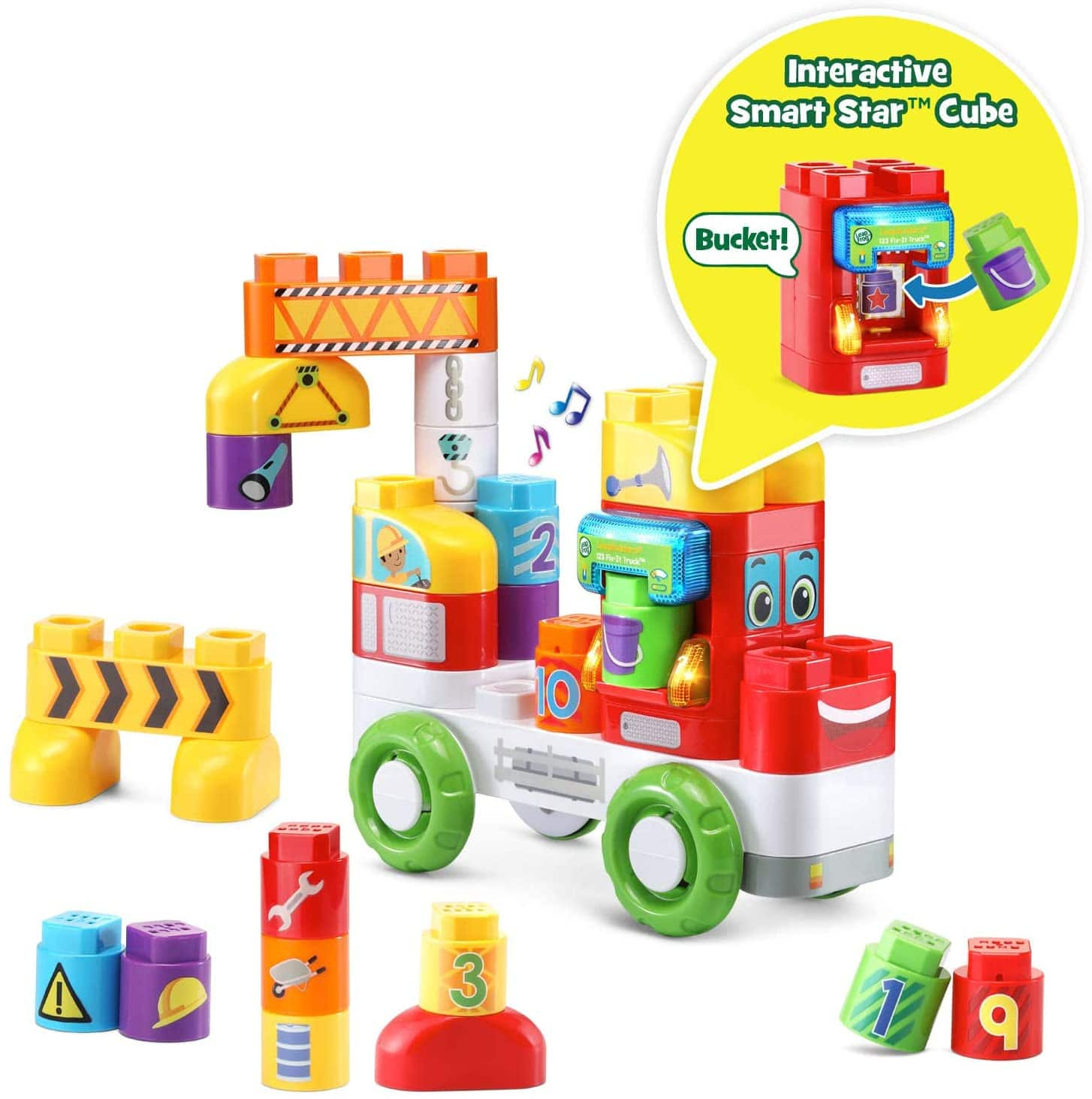 LeapFrog LeapBuilders 123 Fix-It Truck $9.99 ~ Amazon or Walmart