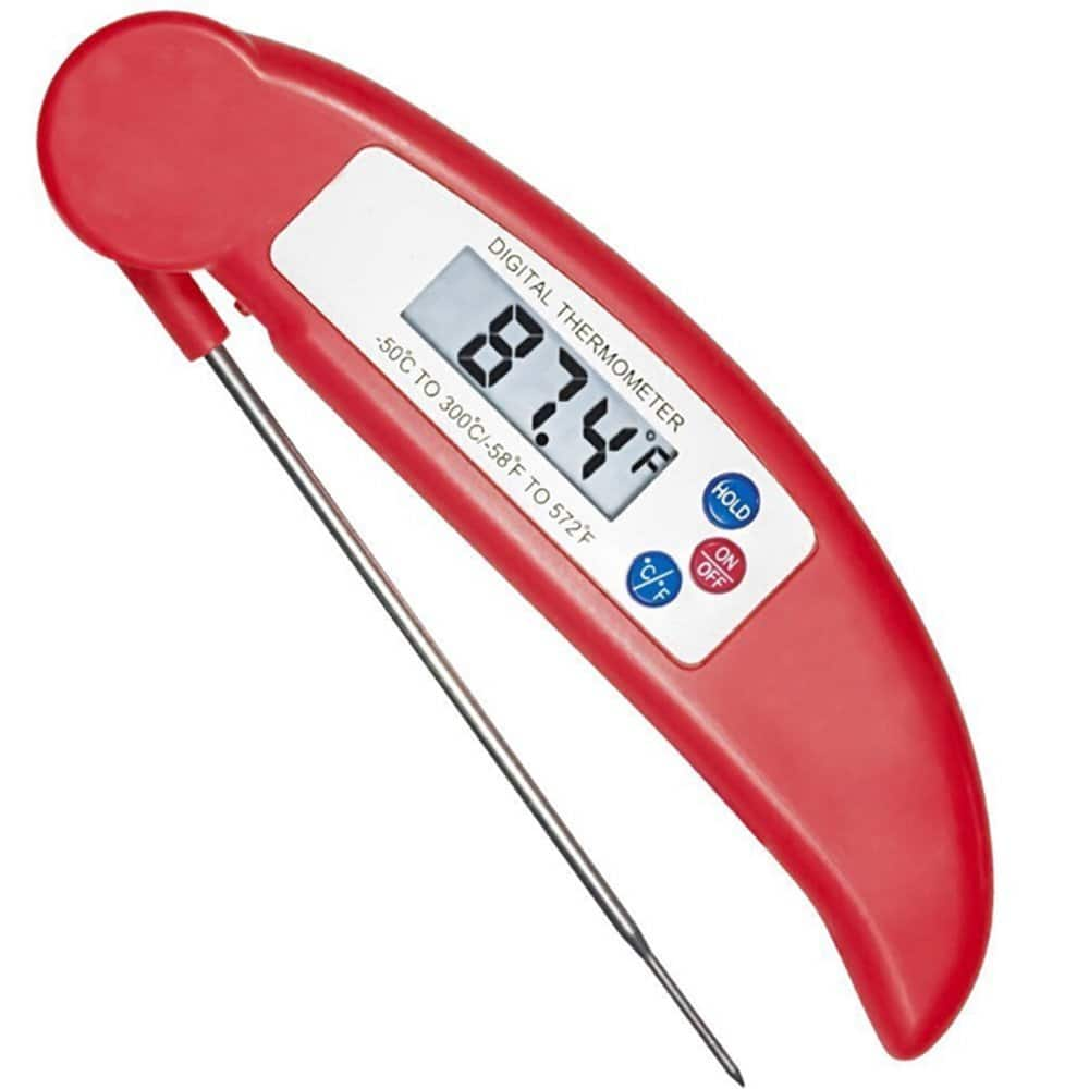 Electronic Digital Food Thermometer $1.75 after instant 75% coupon