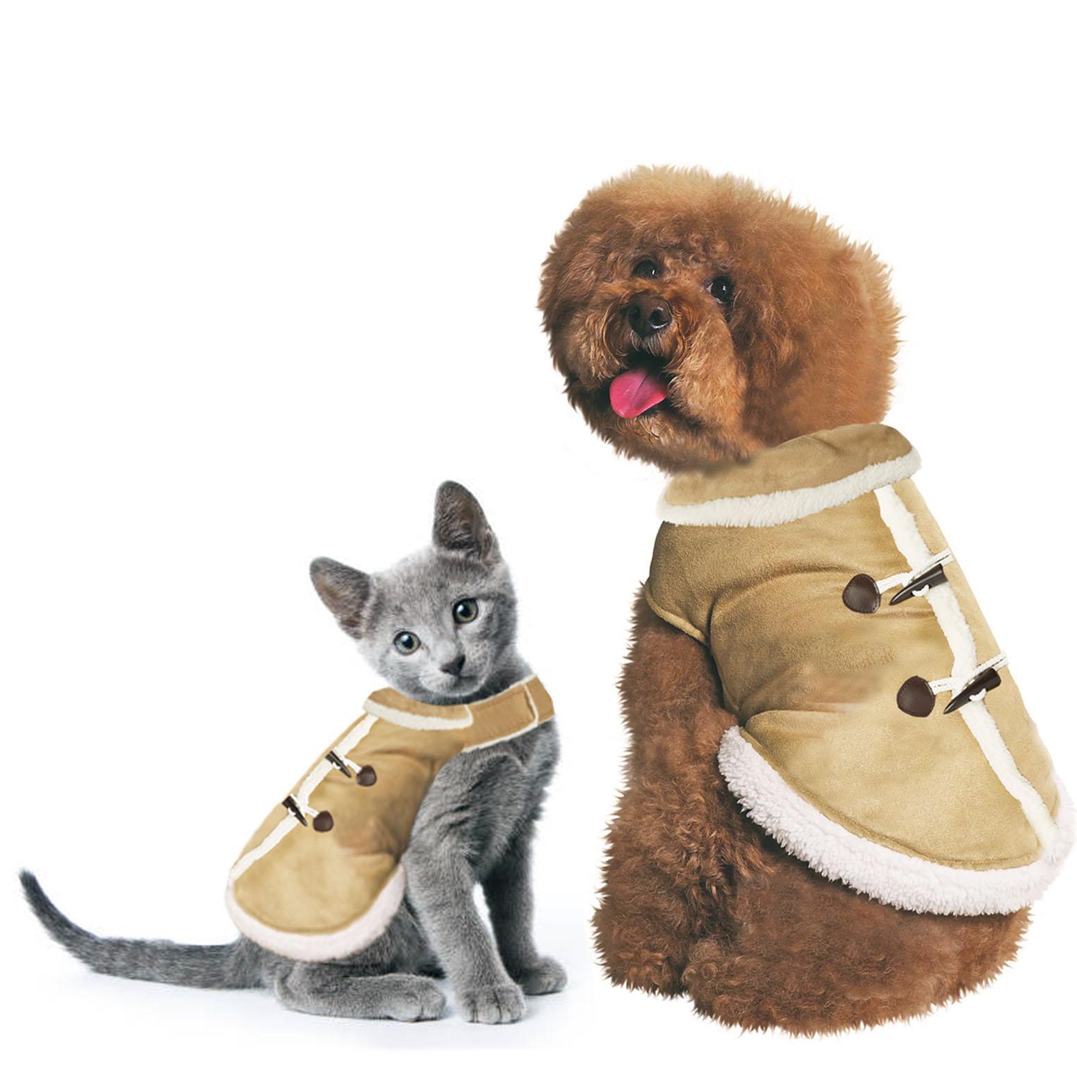 Pet Jackets - YMMV Walmart $1.50