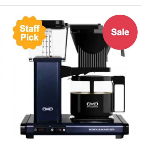 Technivorm Moccamaster Sale at Seattle Coffee Gear