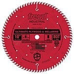 Freud LU80R010 10-Inch 80 Tooth Hi-ATB - Amazon - $62.07 FSSS